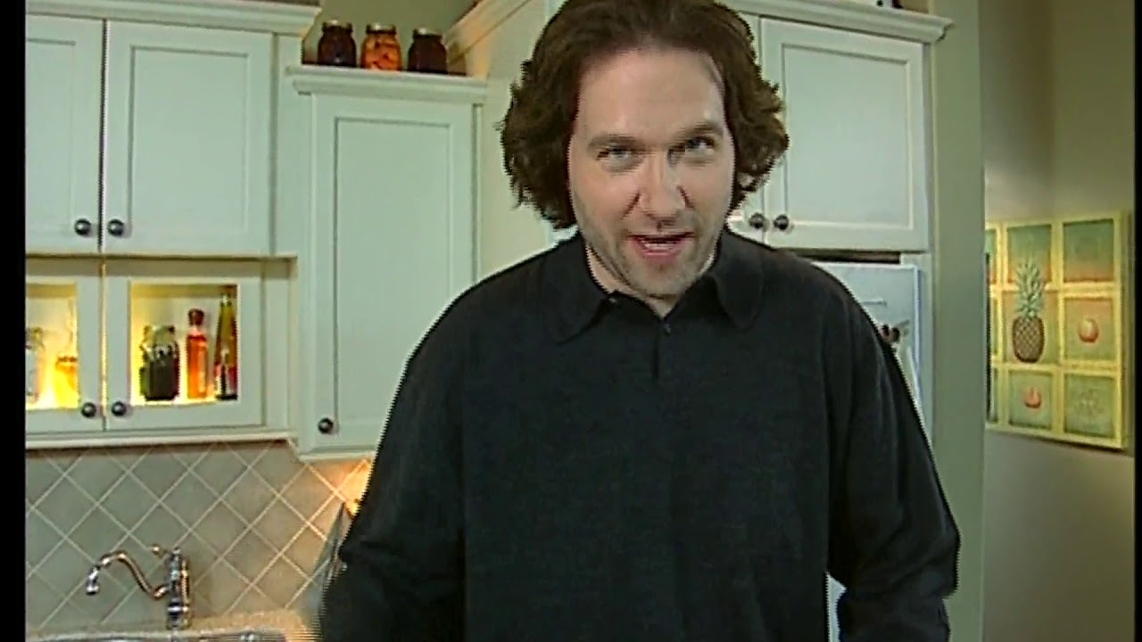 Chef At Home With Michael Smith Tarifsiz Kural Dışı Yemek Pişirmek 32