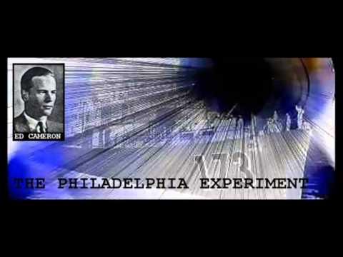 AL BIELEK   THE PHILADELPHIA EXPERIMENT poster