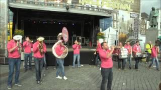 De Utlopers Sneek Winnaar Jeroen Bosch Dweilfestival Den Bosch 6 september 2015 NL