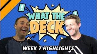 [Highlight] What The Deck w/ Brian Kibler | Ep. 7: CLONE WARS | MTGA