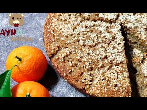 recette-du-biscuit-moelleux-clémentines-sésame
