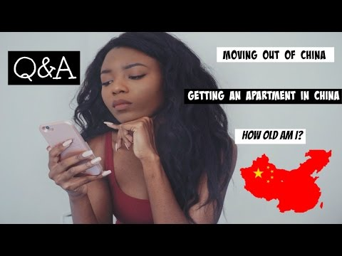 Moving out of China?! Learning Chinese, Working, Studying in China