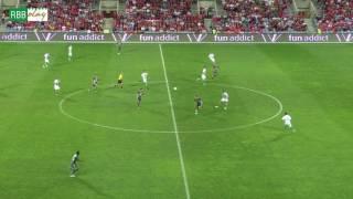 Resumen del partido SL Benfica-Real Betis (2-1)