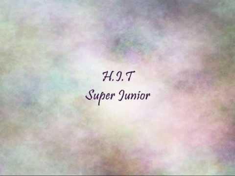 Super Junior - H.I.T [Han & Eng]