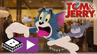 Tom and Jerry The Movie | Sneak Peek: Teamwork is Dreamwork | Boomerang UK 🇬🇧 Thumb