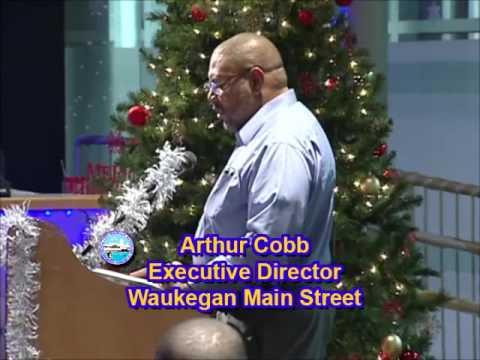 2015-12-07 City of Waukegan City Council Meeting