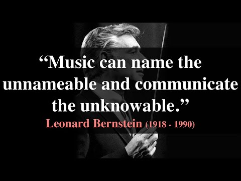 10 AWESOME MUSIC QUOTES by FAMOUS INTELLECTUALS & ARTISTS