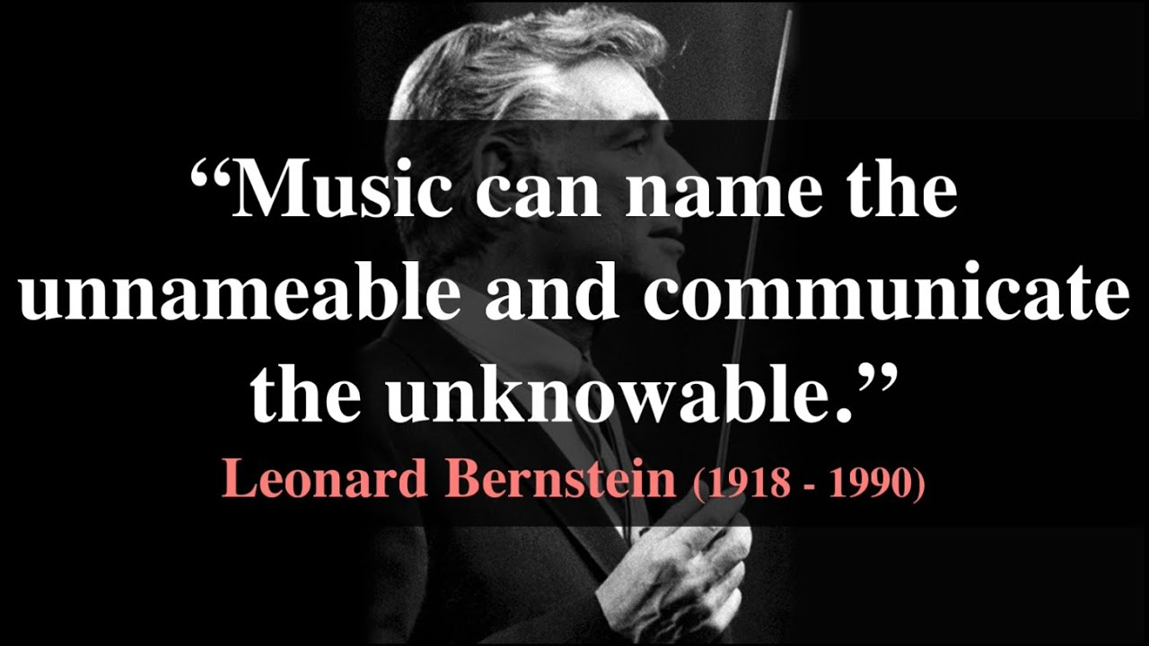 10 Awesome Music Quotes By Famous Intellectuals Artists Youtube