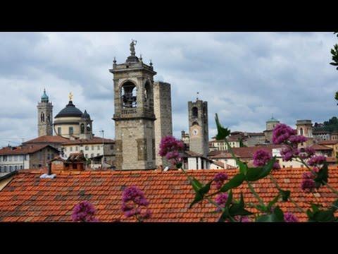 Italie - Ville de Bergame 2 - Film et Musique de Vinh-Thien Quach.