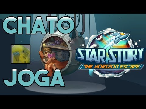 Star Story The Horizon Escape P18 gameplay em Português pt br  