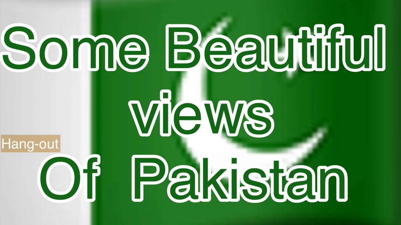 Pakistan's Beauty Emerging Pakistan inside Paksitan Hang-Out