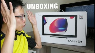 Parblo Mast22 Pen Display Unboxing & First Impression