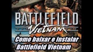 Como Baixar e instalar Battlefield Vietnam