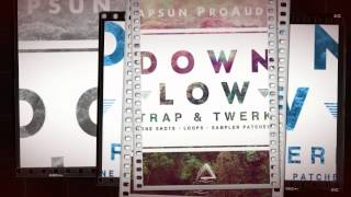 Trap Loops Sounds Sampler Presets - Capsun - Down Low (Trap Twerk)