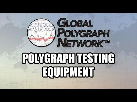 Polygraph (Lie Detector) Equipment, Global Polygraph Network
