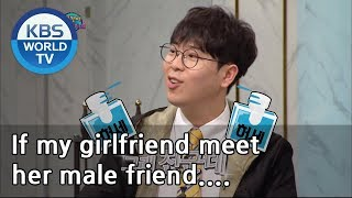 If my girlfriend meet her male friend..[Happy Together/2019.04.04]
