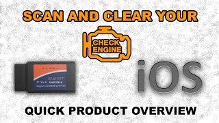 OBD 2 with iPhone or iDevice ELM 327 overview and product review