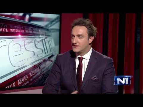 N1 Pressing: Dragan Čović (14.12.2016)