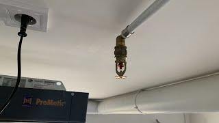 Instalacja przeciwpożarowa w garażu. Tak nie rób!