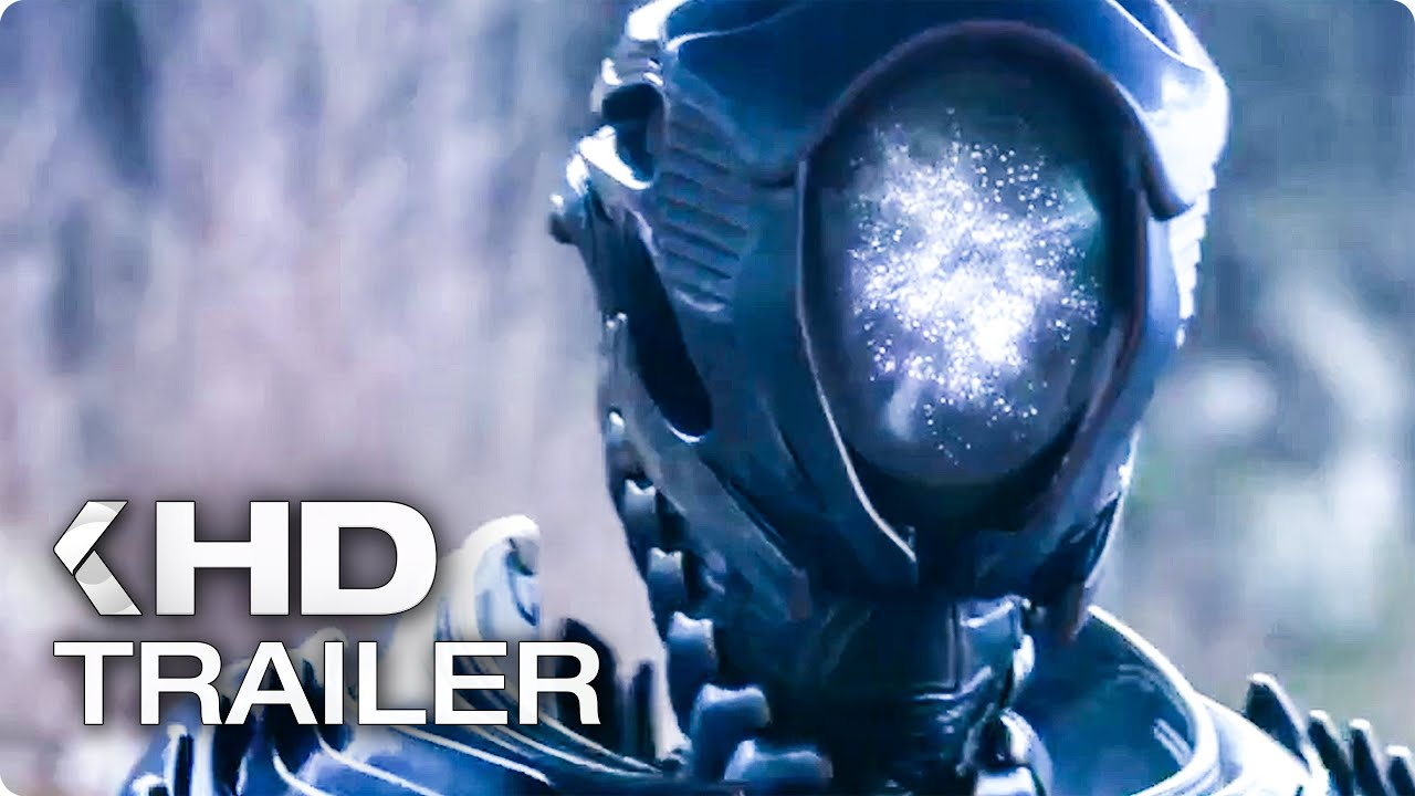 LOST IN SPACE Trailer 2 (2018) Netflix