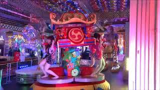 Robot Restaurant Tokyo, INSANE Show!!! MUST WATCH!