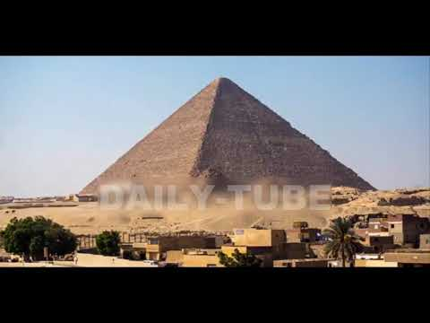 who made the Great Pyramid of Giza