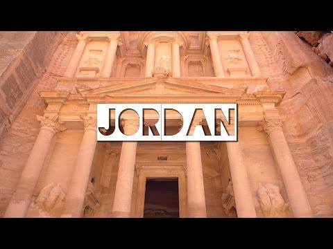 Jordan (Petra + Amman)