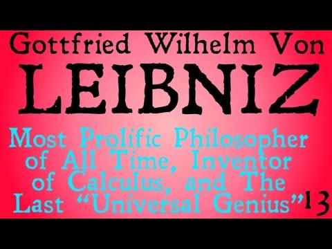 Who Was Gottfried Von Leibniz? (Famous Philosophers)
