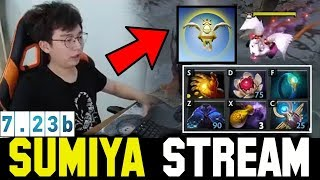 SUMIYA Invoker Next Level Courier Support | Sumiya Invoker Stream Moment #1148