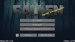Fallen Hack para Minecraft (CraftLandia) 1.7.2 á 1.7.10 Donwload 25/03/17