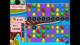 Candy Crush Saga: Level 134 (No Boosters) iPad 4