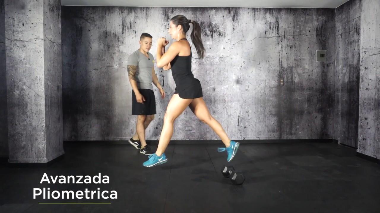 Masa muscular piernas rutina