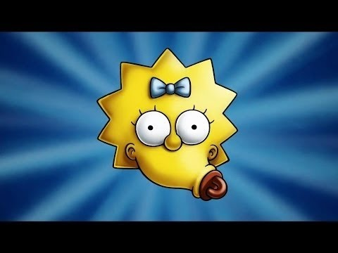 THE SIMPSONS   Maggie Simpson in The Longest Daycare -  ANIMATION on FOX