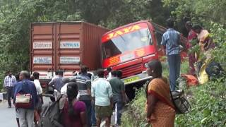 Indian Road Accident | Kodaikanal Accident | After Accident What is doing The public's