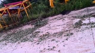 New Forestry Mulcher for Track skid steer loader