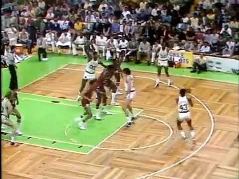 Philadelphia @ Boston 1981 game 7 part 1