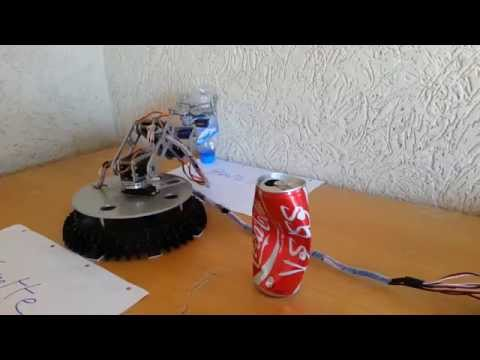 Robotic Arm - Detect and Sorting Objects
