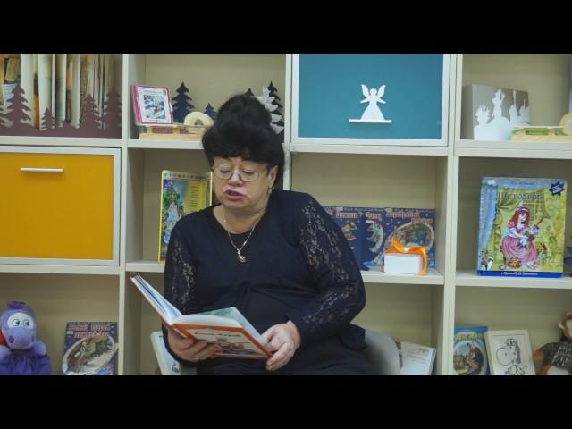 Изображение предпросмотра прочтения – ГалинаЛопаткина читает отрывок изпроизведения «Ашик-Кериб» М.Ю.Лермонтова