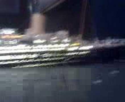 Model Titanic Sinks W Underwater Footage Doovi