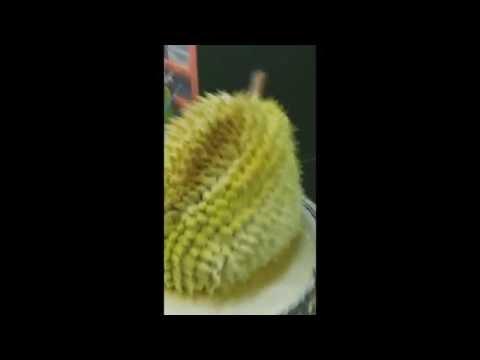 Durian cake design -Sweet Secrets