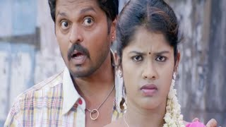 Karan's Comedy Scene With Street Girl - Sooran 2014 Superhit Tamil Movie Scene