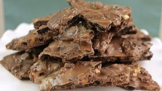 Oreo Peanut Butter Bark | 4 Ingredients Only