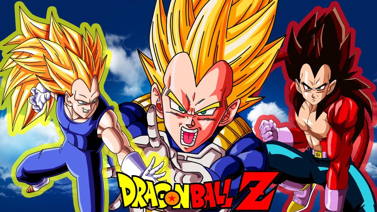 Las Mejores Fotos De Goku En Todas Las Fases Completamente: ¿Por Qué Vegeta No Se Transforma En SSJ3 Y Si En SSJ4? HD