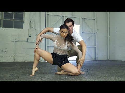 Billie Eilish - Bellyache (Marian Hill Remix) - Erica Klein & Aidan Carberry - #TMillyTV #Dance