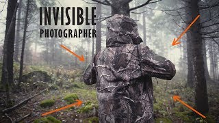 Invisible photographer! Topshit Photography Vlog #30