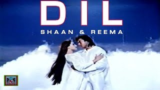 DIL (1991) - SHAAN & REEMA - OFFICIAL PAKISTANI MOVIE