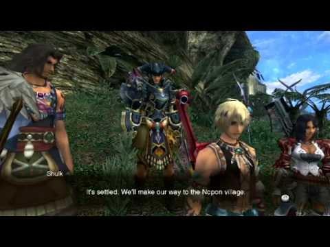 Xenoblade Chronicles - Episode 26: Enter Frontier Village