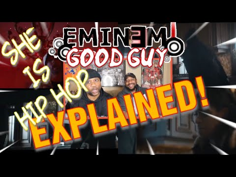 DADS REACT | GOOD GUY x EMINEM FT JESSIE REYEZ | THE WHOLE SONG WAS A DOUBLE !! | GOOD GUY EXPLAINED Mp3
