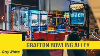 """Grafton, 288 Powell Street """"Grafton Tenpin Bowling"""""""