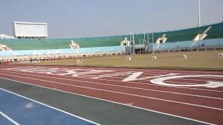 (104年3月13日)高雄市國小運動會小運會400公尺接力決賽丙組男子組